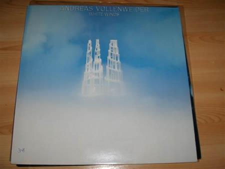 Andreas Vollenweider:  White Winds