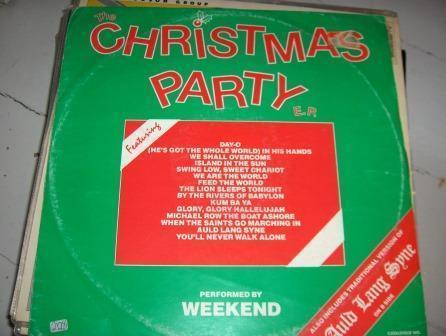 WEEKEND: CHRISTMAS PARTY