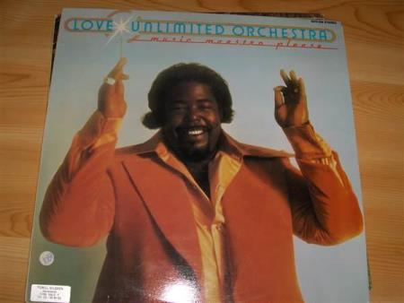 Love Unlimited Orchestra  M/ Billy White