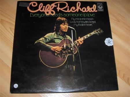 Cliff Richard: Everyone Needs Someone