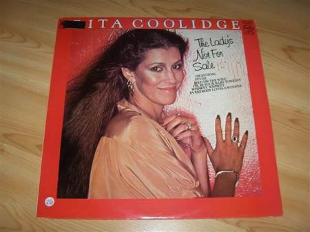 Rita Coolidge:  The Ladys Not For Sale