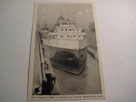 SS Charlie C West