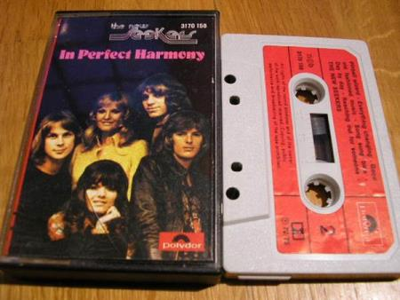 The New Seekers - In Perfect Harmony - Norsk Utgave