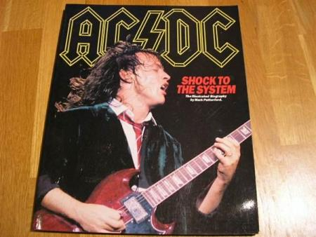 AC/DC - Shock To The System