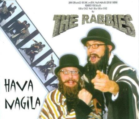 The Rabbies - Hava Nagila - CD-Single