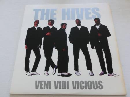 The Hives - Veni Vidi Vicious (RARE LP white vinyl)