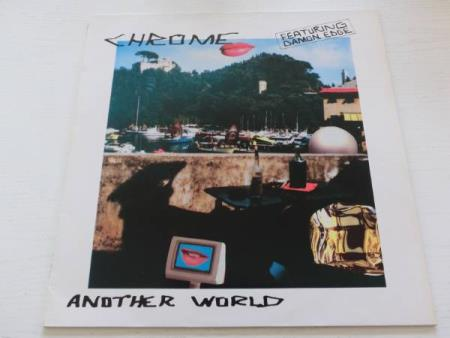 Damon Edge and Chrome - Another World (LP)