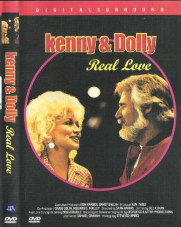 KENNY ROGERS & DOLLY PARTON.-REAL LOVE.-2003.
