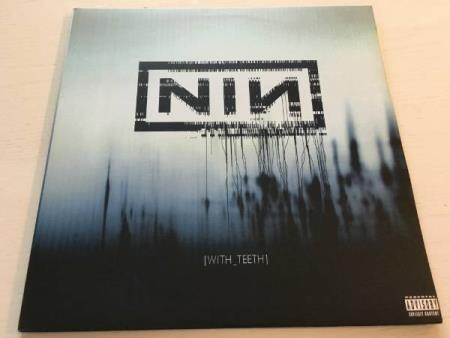 Nine Inch Nails - With Teeth (RARE 2LP)