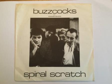 Buzzcocks - Spiral scratch (EP)