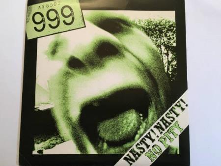"999 - Nine nine nine - Nasty nasty (7"" single)"