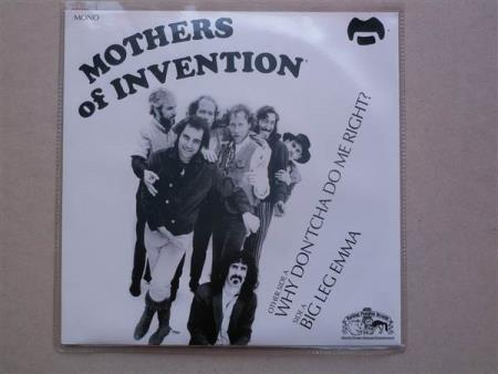 """MOTHERS OF INVENTION 7"""""""