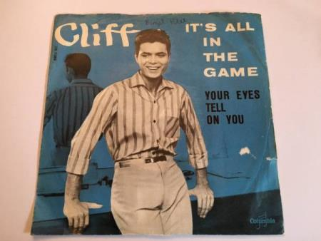 Cliff Richard - Its all in the game (7