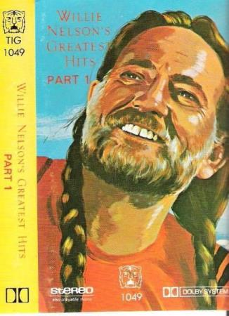 WILLIE NELSON.-GREATEST HITS PART 1.