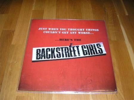 Backstreet Girls - Just When You Thought Things LP
