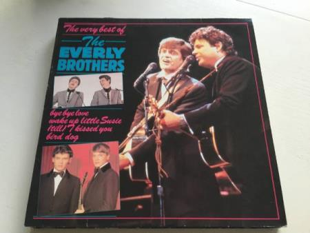 The Everly Brothers - The very best of (LP)