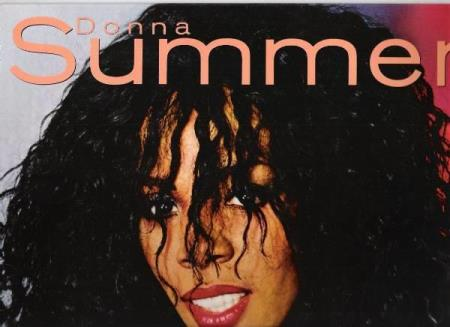 DONNA SUMMER.-STATE OF INDEPENDENCE-PROTECTION.-1982.