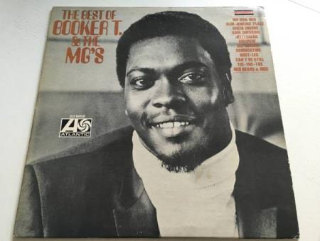 Booker T & The M.G.s - The best of (LP fra 1968)