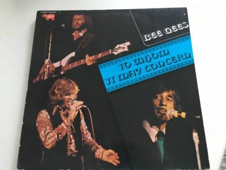 The Bee Gees - To whom it may concern (LP)