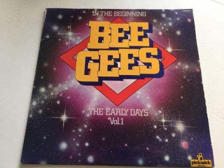 The Bee Gees - The early years (LP)