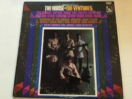 The Ventures - The Horse (LP)