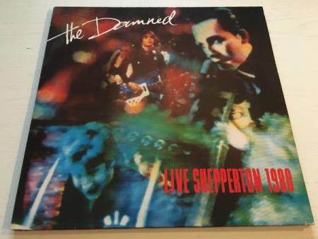 The Damned ‎– Live Shepparton 1980 (LP)