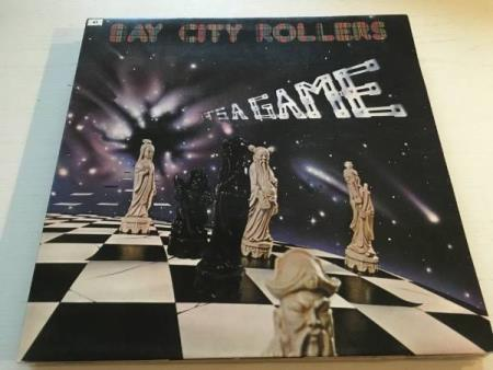 Bay City Rollers - Its a game (LP)