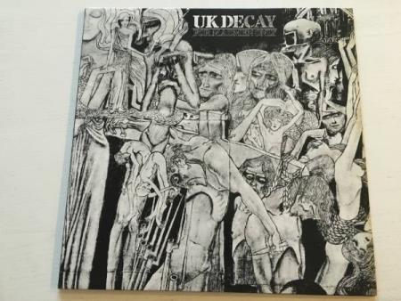 UK Decay ‎– For Madmen Only (LP)