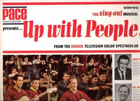 UP WITH PEOPLE.-THE COLDWELL BROTHERS M.FL.-1965.