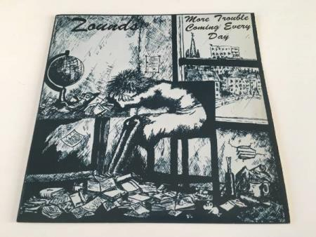 "Zounds  ‎– More Trouble Coming Every Day (7"" single)"