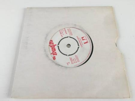 """The Stranglers – Get a grip (7"""" single)"""