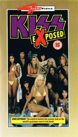 Kiss - Exposed - VHS