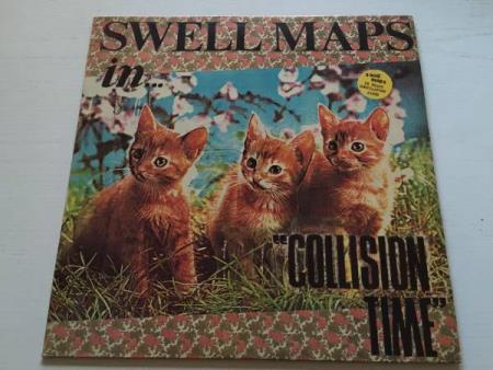 Swell Maps - Collision Time (LP)