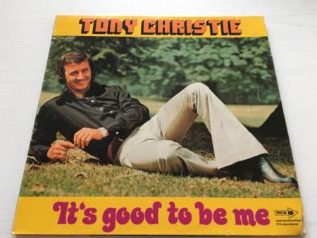 Tony Christie - Its good to be me (LP)