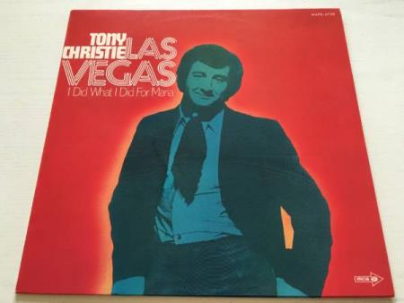 Tony Christie - I did what I did for Maria (LP)