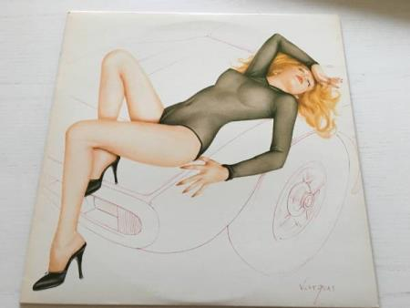 The Cars - Candy-O (LP Us press)