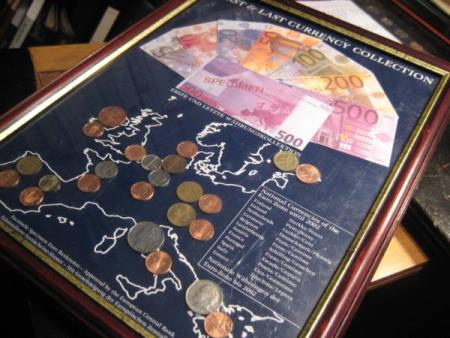 First & Last Currency Collection 2002