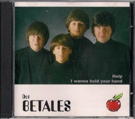 The Betales - Help / I Wanna Hold Your Hand Promo
