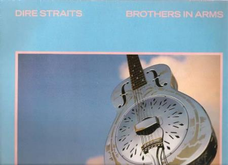 DIRE STRAITS.-BROTHERS IN ARMS.