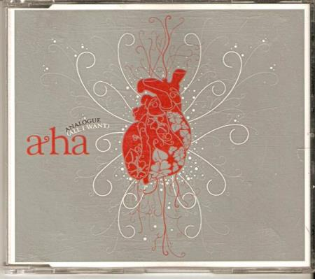 A-ha - Analogue (All I Want) - CD-Singel