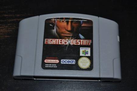 N64 - Fighters Destiny