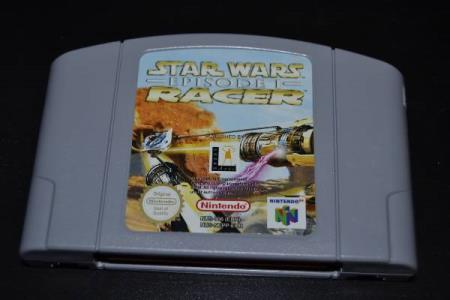 N64 - Star Wars Episode 1 Racer