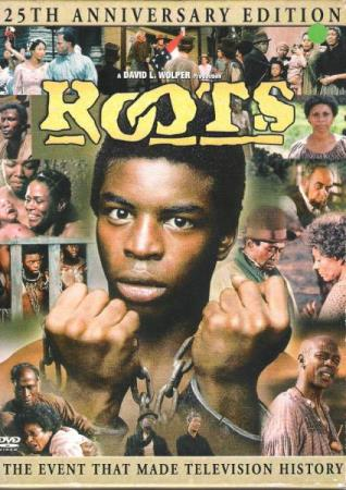 RØTTER.-ROOTS.-25TH ANNIVERSARY EDITION.-KUNTA KINTE. 3 DVD.