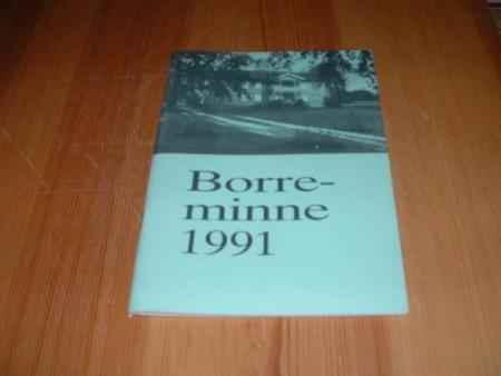 BORRE-MINNE 1991