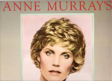 ANNE MURRAY,S GREATEST HITS. - Notodden - FIN LP-FINT COVER.  - Notodden