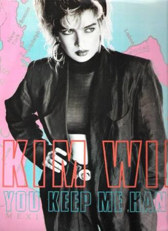 KIM WILDE.-YOU KEEP ME HANGIN ON-LOVING YOU.-EXTENDED MIX.