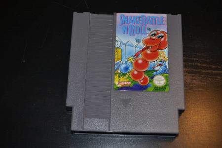NES - Snake Rattle N Roll (PAL A)