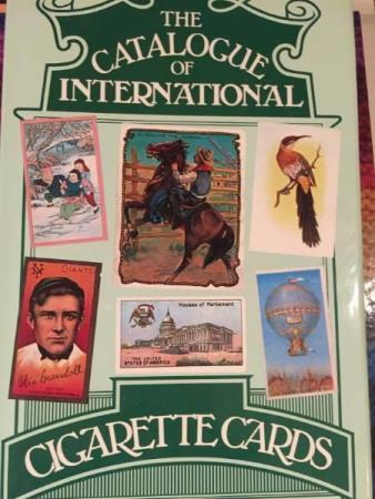 The Catalogue of International Cigarette Cards by The London