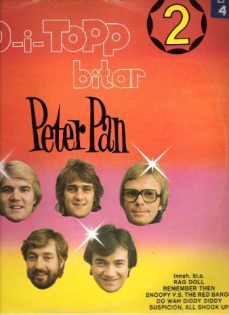 PETER PAN.-THE YOUNG ONES-CARIANNE-RAG DOLL-YOUNG WORLD.