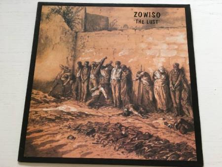 Zowiso ‎– The Lust (LP)